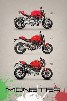 Yamaha Bikes, Ducati Motorcycles, Scrambler Motorcycle, Retro Motorcycle, Motorcycle Style, Ducati 1299 Panigale, Ducati 796, Ducati Monster Custom, Ducati 696 Monster