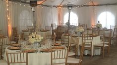 """~MAR 2016: Lindburgh's """"Worry Free"""" party rental package @ the Gardens at Prince Erik Hall."""