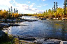 Churchill River, northern Saskatchewan