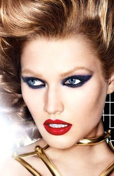 Femme fatale makeup by Nars
