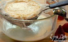 Рикотта по-домашнему | Кулинарные рецепты от «Едим дома!»