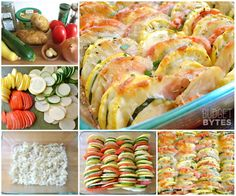 This Cheesy Vegetable Tian is so tasty and healthy ! The vegetables are sliced thin, seasoned only with a. The post The Perfect DIY Delicious Cheesy Vegetable Tian appeared first on The Perfect DIY. Vegetable Tian, Vegetable Dishes, Vegetable Recipes, Vegetarian Recipes, Cooking Recipes, Healthy Recipes, Cooking Games, Easy Recipes, Sandwich Torte