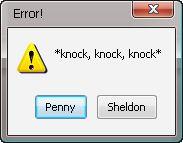 Knock Knock Knock!