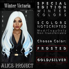 Alice Project - Winter Victoria | Flickr - Photo Sharing!