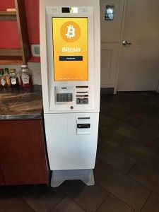 Bitcoin ATM at Spice on Wilson