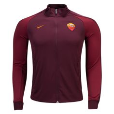 AS Roma NSW N98 Track Jacket  AS Roma Fans! Check out the 2016/17 Serie A Jerseys at WorldSoccerShop.com