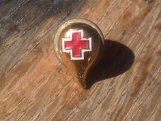 Vintage blood donor lapel pin. Blood Drive, American Red Cross, Lapel Pins, Angel, Trending Outfits, Unique Jewelry, Handmade Gifts, Pretty, Vintage