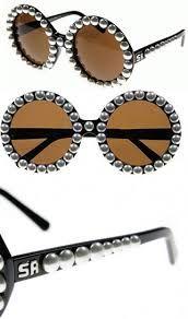 Risultati immagini per occhiali chanel con perle