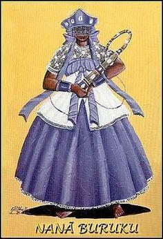 Orisha Nana buruquê