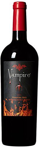 2013 Vampire California Winemakers Red Blend Wine with Coffin 750 mL * Find out more about the great product at the image link.