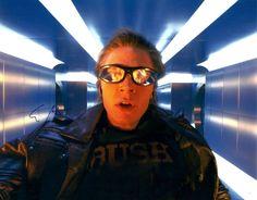 Evan Peters signed X-Men Apocalypse 8x10 photo - X Men Days of Future, AHS