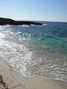La spiaggia di Is Arutas