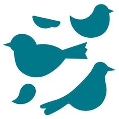 Resultado de imagem para silhouette love birds