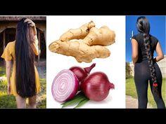 Como logre que me creciera el cabello y saliera pelo nuevo EN UNA SEMANA😱 - YouTube Easter Table Decorations, Hair Thickening, Tips Belleza, Hair Growth, My Hair, Onion, Thicken Hair, Remedies, Youtube