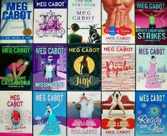 love her 1800whereru series and mediator series. not read any of the princess diaries though