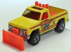 Hot Wheels 1985 | super scraper debut series hot wheels produced 1980 1985 number 1129