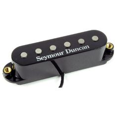 Seymour Duncan STK-S6 Custom Stack Plus Strat Get great tone with no hum thanks to the revolutionary design of this STK-S6 pickup from legendary manufacturer Seymour Duncan. This pickup comes in black. (Please Note: Image may vary slightly from t http://www.MightGet.com/january-2017-11/seymour-duncan-stk-s6-custom-stack-plus-strat.asp