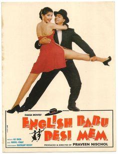English Babu Desi Mem (1996) Hindi Movie Online in HD