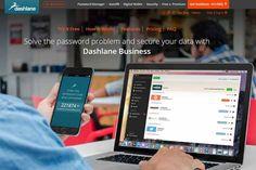 Ver Dashlane Business, la versión de Dashlane para mantener las contraseñas seguras en la empresa