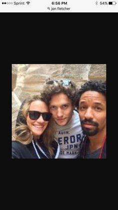 Alan, Vera and Joshua