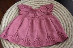 Bebek örgü modelleri bebek elbise modelleri 6