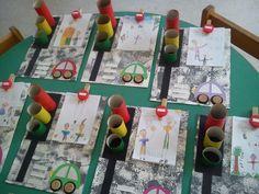 Transportation Activities, Preschool Activities, Diy Crafts For Kids, Art For Kids, Pre School, Kids And Parenting, Creative, Elmo, Sally