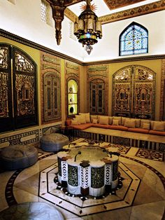 Today, Doris Duke's Shangri La remains a refuge, and like the movie's mythical valley, a retreat of stunning beauty and charm. Description from islamicity.org. I searched for this on bing.com/images