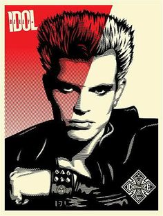 """The Very Best of Billy Idol: Idolize Yourself"" is a greatest hits compilation album spanning the recording career of British punk rock vocalist Billy Idol released in the U. S. on 2008. It features 16 of Billy Idol's past hits, as well as two new tracks, ""John Wayne"" and ""New Future Weapon"""