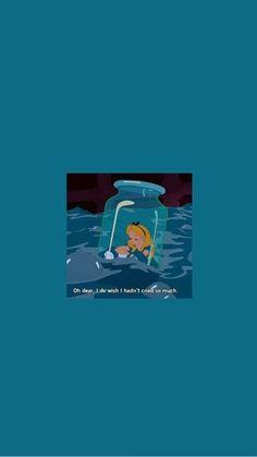 oh dear, i do wish i hadn't cried so much Iphone Wallpaper Vsco, Disney Phone Wallpaper, Cartoon Wallpaper Iphone, Mood Wallpaper, Iphone Background Wallpaper, Retro Wallpaper, Aesthetic Pastel Wallpaper, Tumblr Wallpaper, Cute Cartoon Wallpapers
