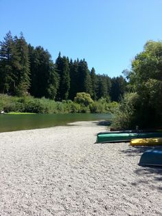 Russian River, CA, scene of many a grand holiday weekend getaway!