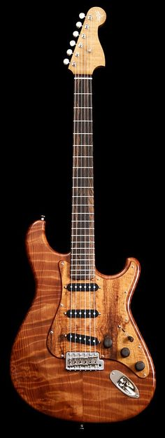CROW HILL SS-1 | Strat-Style Electric Bolt-on