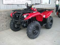 "New 2016 Yamaha Kodiakâ""¢ 700 ATVs For Sale in Minnesota. GET THIS ALL NEW 2016 YAMAHA KODIAK NOW ON SALE FOR $ 6,195.00 AT CAROUSEL MOTORSPORTS IN DELANO.  MSRP on this ATV is $ 6,999.00 + $ 375.00 transportation charges.  The all new Yamaha Kodiak 700 has all the bare essentials covered!  Built for the Real World, The 2016 Kodiakâ""¢ 700 has an all-new 708cc, 4-valve, fuel-injected engine with optimized torque, power delivery and engine character—ideal for smooth, quiet operation all…"