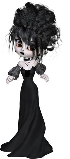 Sorcière Bella Fairy Pictures, Halloween Pictures, Beautiful Girl Drawing, Beautiful Dolls, Glinda The Good Witch, Gothic Fantasy Art, Best Friend Drawings, Living Dead Dolls, Gothic Halloween