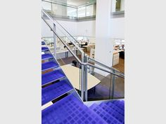 SRG Office | 3form/// Love the stairs!!!