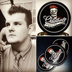 Congrats to @dgrimes74 for winning our free can of Oddball Pomade! Thank you to everyone who entered. There will be other chances in the future!  #oddball #oddballpomade #pomade #pomp #pompadour #slick #slickedback #beard #beardsofinstagram #beardedvillains #beardgang #barber #barbershop #barbershopconnect #hair #haircut #haircare by oddballpomade
