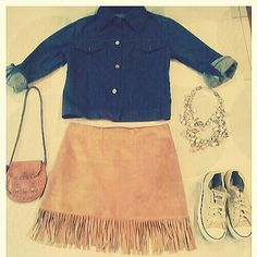 look by friperie