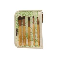 Eco Tools Bamboo 6Pc Eye Brush Set