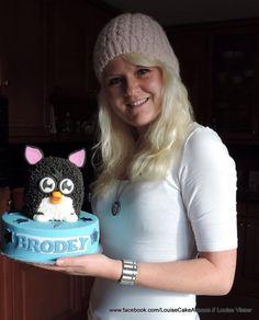 Furby cake!