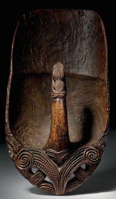 Looks like a hand spoon & scoop ❤️🖤 Polynesian Art, Polynesian Tattoos, New Zealand Tattoo, Maori Designs, Maori Tribe, Maori Art, Plastic Art, African Tribes, Cyberpunk Art