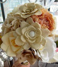 Bride's bouquet by the Mario's...