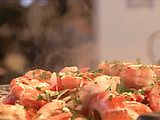 Picture of Shrimp with Garlic and Chili Pepper Recipe. Made it tonight over pasta. Delicious.