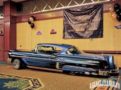Lifestyle Car Club 35th Anniversary Lowrider...