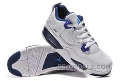 """http://www.bejordans.com/big-discount-air-jordans-4-retro-columbia-white-columbia-bluemidnight-navy-for-sale-a2yse.html BIG DISCOUNT AIR JORDANS 4 RETRO """"COLUMBIA"""" WHITE/COLUMBIA BLUE-MIDNIGHT NAVY FOR SALE A2YSE Only $97.00 , Free Shipping!"""
