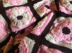 Ravelry: JustBecauseICan's Lazy daisy