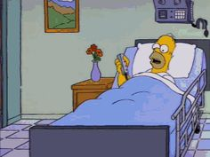 homer simpsons He argues that Homer has been in a coma for the past 22 years of the show and that everything that has happened since has only occurred in his head. Simpsons Quotes, The Simpsons, Best 90s Cartoons, Fan Theories, Futurama, Funny Comics, Animated Gif, Favorite Tv Shows, Animation