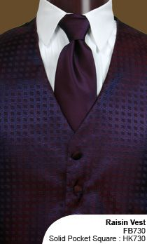 groomsmen wearing purple vests | ... tuxedos with purple vests and ties the groom will wear a white vest