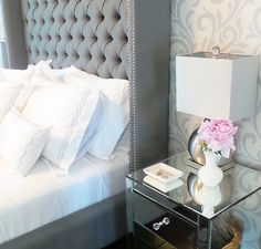 Fantastic Furniture - Headboard Detail