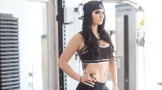 The Diva of Tomorrow reveals her training philosophy in the newest WWE Body Series gallery. | WWE.com
