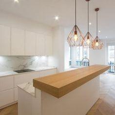 Proyecto de R de Room. Küchen Design, Interior Design, Moraira, Eating Plans, Sweet Home, Decoration, Room, House, Furniture