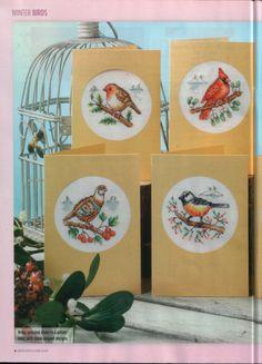 Gallery.ru / Фото #8 - Cross Stitch Card Shop 081 - tymannost
